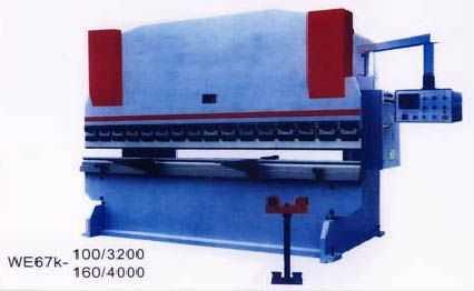WE67K系列折弯机