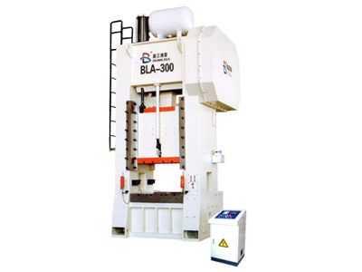 高性能直柱型单曲轴压力机