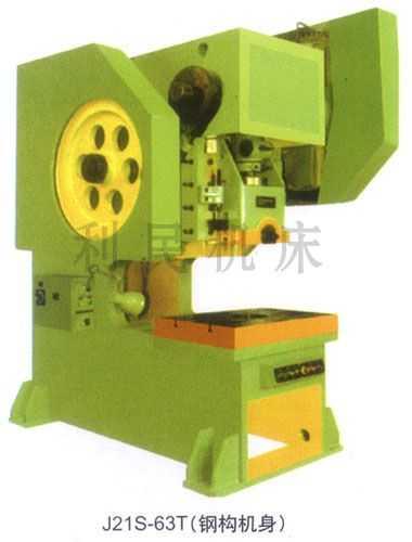 J21S系列开式深喉固定台式压力机