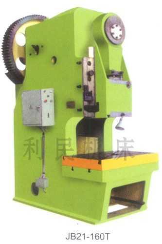 J21系列开式固定台式压力机