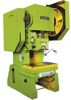 J23系列普通开式可倾压力机