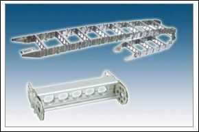 钢制拖链系列