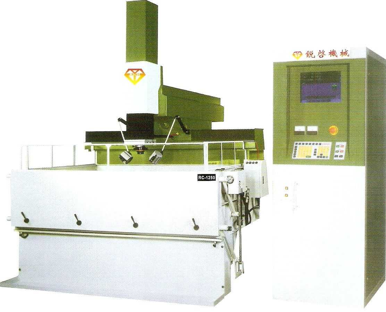 CNC1250+TX90A精密高速镜面火花机