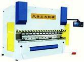 数控电液伺服同步板料折弯机