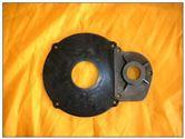 齿轮箱盖(铸铁+塑胶)