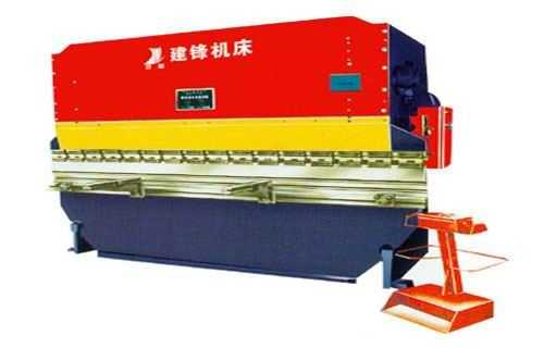 WC67Y液压板料折弯机(三缸)
