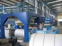3mm-12mm不锈钢板整平横切生产线