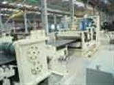 钢板纵剪分条生产线