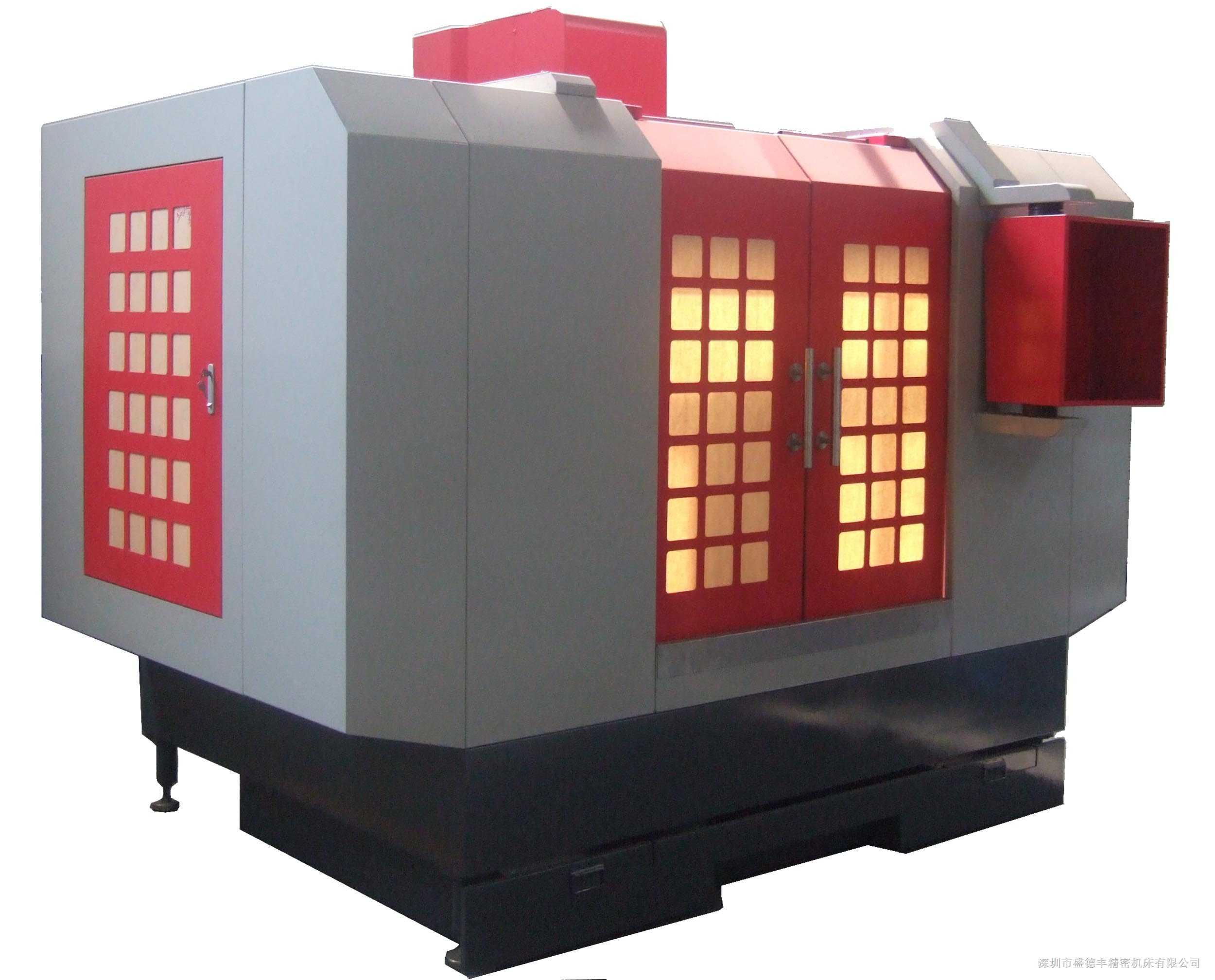 DF850立式加工中心