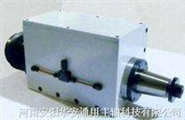 动静压机械主轴(箱体式)