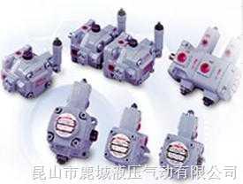台湾安颂ANSON液压油泵,安颂叶片泵