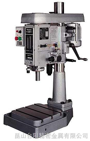 台湾将军牌空油压自动式钻孔机