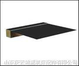 一字型风琴式防尘折布/机床防护帘/机床附件