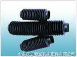 圆筒式橡胶丝杠,光杠,工具磨护罩