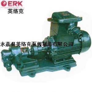 齿轮输油泵
