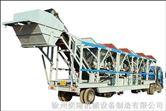 奕隆YWCBD500II全移动式厂拌设备