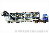 奕隆YWCBD500全移动式稳定土拌合设备