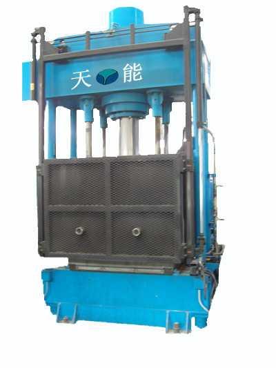 超塑高温成型液压机