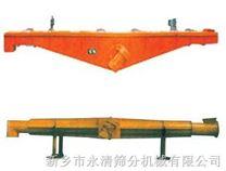 输送机/永清筛分/双管螺旋给料机振动输送机