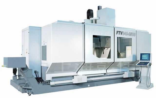 FTV-640/1200立式加工中心