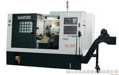 迈鑫MANFORD ML-200数控车床