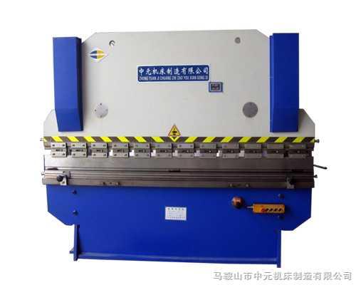 WF67Y液压板料折弯机_液压折弯机