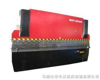 WF67Y液压板料折弯机_板料折弯机