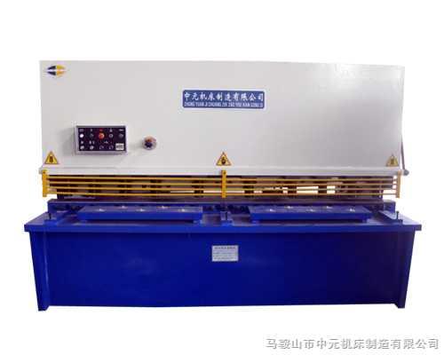 QC12Y液压摆式剪板机_液压剪板机