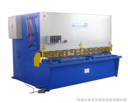QC12Y液压摆式剪板机_摆式剪板机