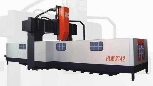 CNC重型切削龙门铣床