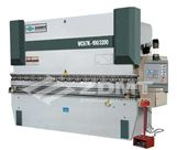 wc67k数控液压板料折弯机