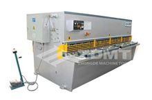qc12y中德液压摆式剪板机