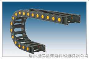 尼龙拖链--KEM系列桥式尼龙拖链