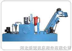 复合式排屑装置(带辅箱过滤)