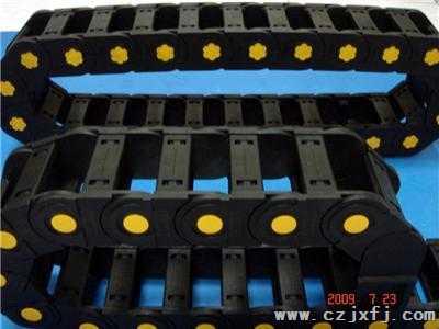 PA尼龙阻燃塑料拖链-改性塑料拖链