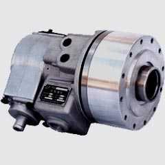 高速通孔回转油缸P25 125*46B