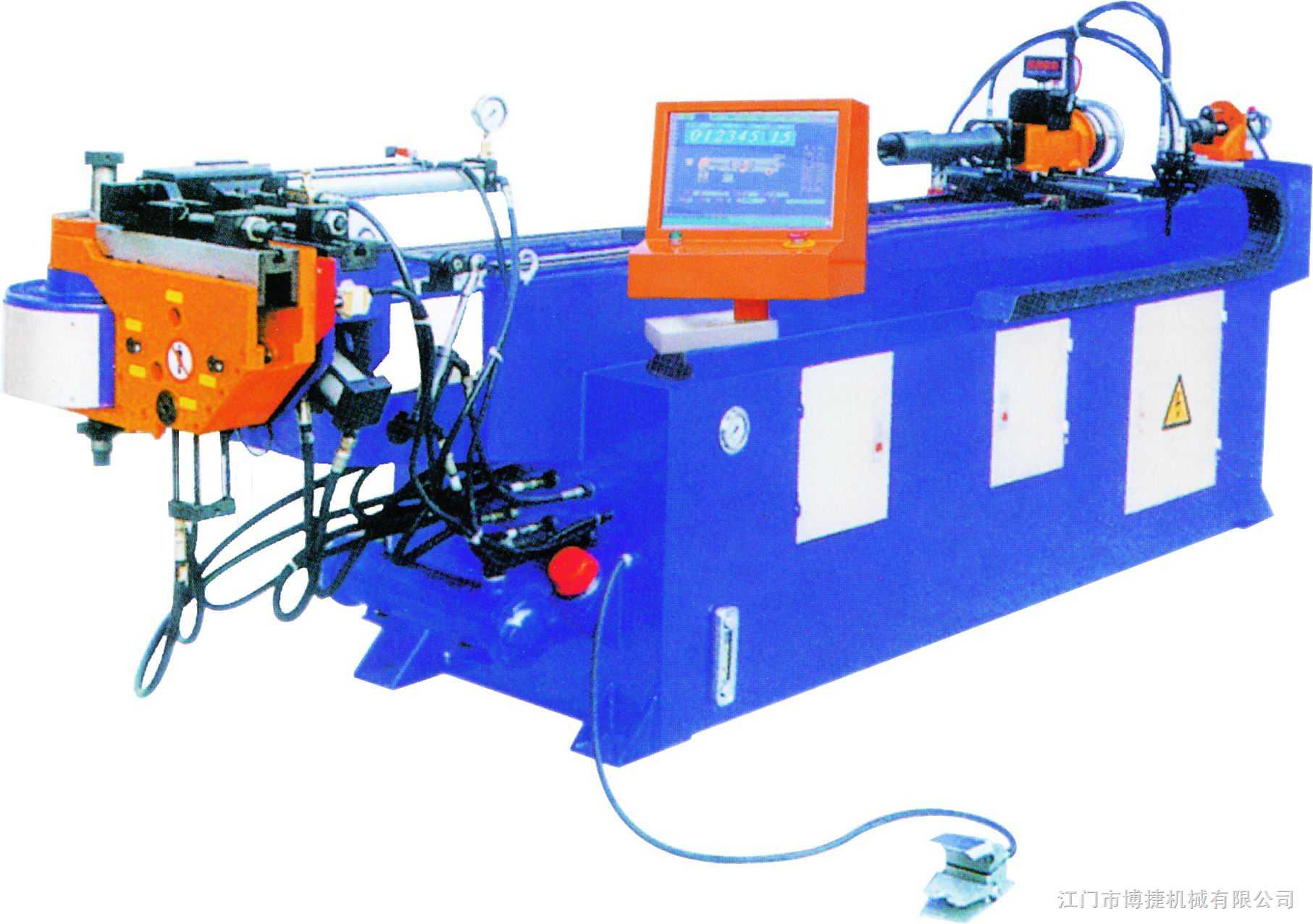CNC全自动弯管机