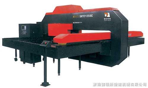 SKY21250C数控机械转塔冲床(闭式)