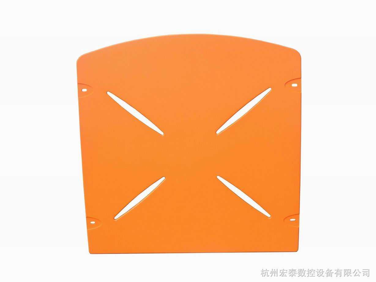 塑料板材数控雕铣、切割加工设备及加工