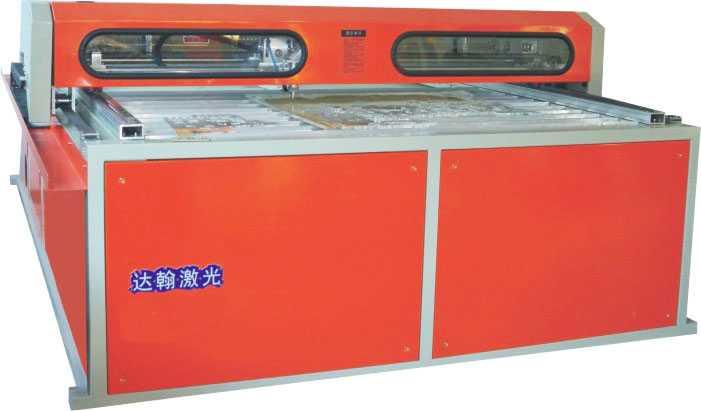 大幅面订制机型激光切割机,激光切割裁床
