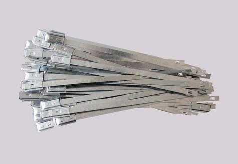 捆轧型线材专用标识防伪锁(标牌扣)