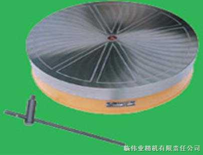 圆形永磁吸盘