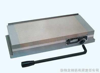 密极永磁吸盘,磨床用永磁吸盘,临清磁力吸盘