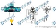 CD电动葫芦龙升适用于矿山和码头