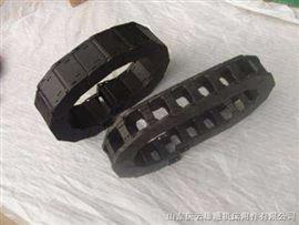 TKK045系列重型四片装桥式工程塑料拖链