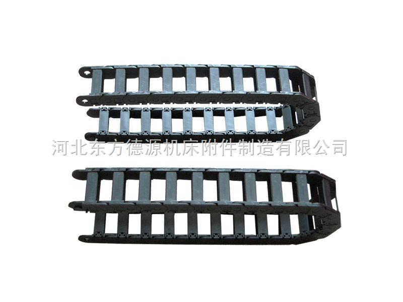 上海桥式塑料拖链