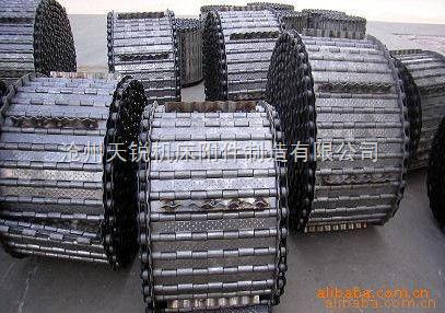 各种材质排屑机链板