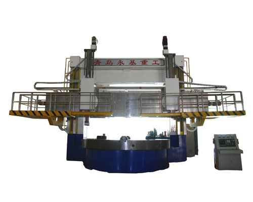 CK52双柱重型数控立式车床
