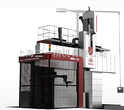 GMFD2580HT重型龙门加工中心