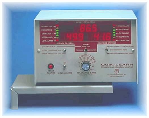 美TOLEDO吨位监控系统QL系列